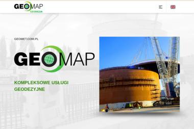 Geomap Halina Kurp. Geodezja - Geodeta Koluszki