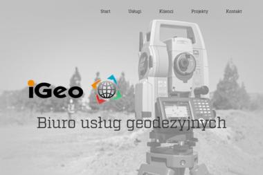 iGeo Biuro Usług Geodezyjnych - Geodeta Ostrowiec Świętokrzyski