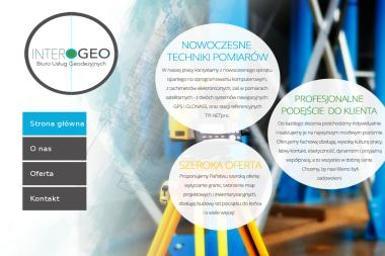 Biuro Usług Geodezyjnych Inter-Geo Iwetta Spadło - Firma Geodezyjna Starachowice