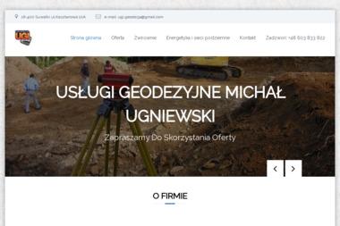 Ugniewski Insurance-usługi geodezyjne - Geodeta Suwałki