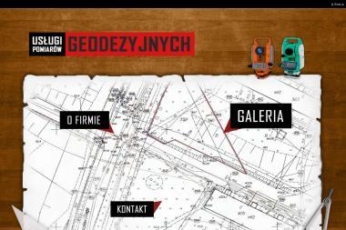 Geo-Koncept Damian Wójcik - Geodeta Złotów