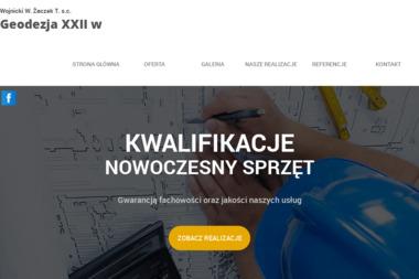 Usługi Geodezyjne Tomkiewicz R. Wojnicki W. s.c. - Geodeta Brzozów