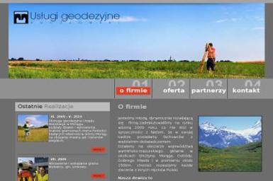 Kuczkowski Usługi Geodezyjne Michał Kuczkowski - Firma Geodezyjna Stękiny