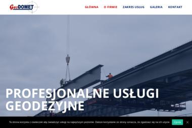Zakład Usług Geodezyjnych Geodomet Domagała Ewa Elżbieta - Usługi Geodezyjne Ostrów Mazowiecka