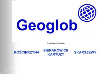Geoglob. Jarosław Brzozowski - Geodeta Kościerzyna