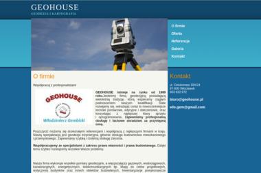 Geohouse - Ewidencja Gruntów Włocławek