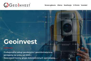 Geoinvest Gątkiewicz Górski s.c. - Geodeta Częstochowa
