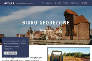 Geojar Biuro Geodezyjne - Geodeta Gdańsk
