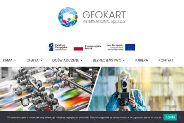 Drukarnia Geokart-International - Drukowanie Krasne