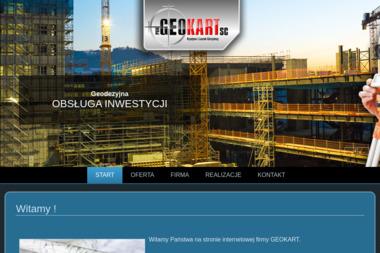 PUH Geokart S.C. Górzyński Leszek Górzyńska Krystyna - Adaptacja projektów Nysa