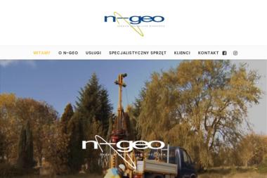 N-Geo Badania Geologiczne - Geolog Szczecin