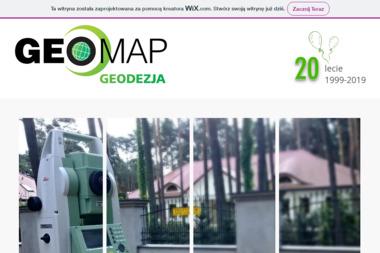 Okręgowe Przedsiębiorstwo Geodezyjno Kartograficzne Geomap Sp. z o.o. - Geodezja Kielce