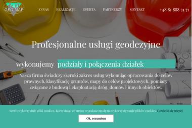Biuro Geodezji i KartografII Geo Map - Geodeta Puławy