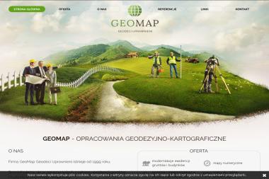 Geomap. Geodeci Uprawnieni - Firma Geodezyjna Siedlce