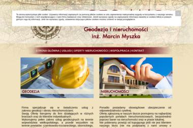 Firma Geo-Mar Geodezja i Nieruchomości Marcin Myszka - Geodeta Boruszyn