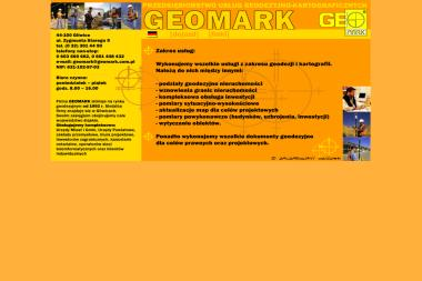 Geomark Przedsiębiorstwo Usług Godezyjno Kartograficznych Wybraniec Marek - Geodeta Gliwice