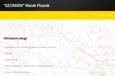 Geomark Marek Pisarek - Geodeta Częstochowa