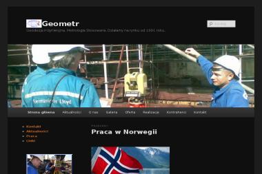 Geodezja Metrologia Stosowana Geometr Sp. z o.o. - Geodezja Szczecin