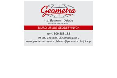 Biuro Usług Geodezyjnych Geometra Inż.S.Dziuba - Geodeta Chojnice