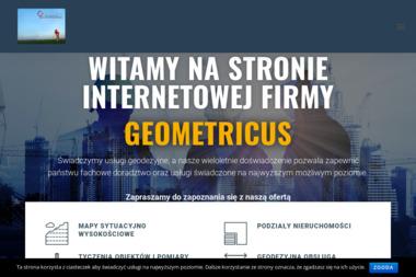 Geometricus Geodezja - Geodezja Zagościniec
