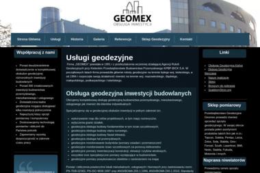 P.G Geomex Edward Zagrobelny - Geodeta Kielce