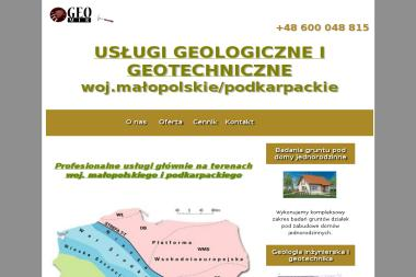 Geomir - Usługi Geologiczne Brzesko