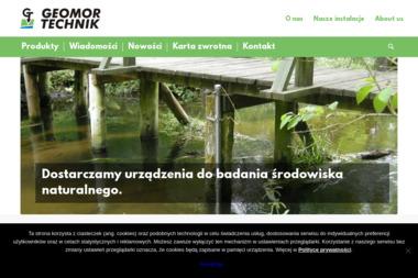 Geomor-Technik Sp. z o.o. - Firma Geodezyjna Szczecin