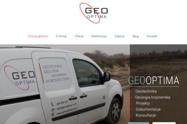 Firma Geologiczna Geooptima - Badanie Geologiczne Trzcianka