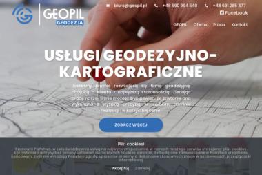 GEOPIL Usługi Geodezyjno-Kartograficzne Anna Brenk - Usługi Geodezyjne Bydgoszcz