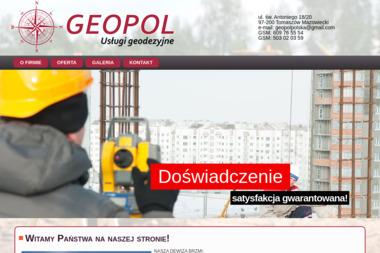 Geopol - Geodeta Tomaszów Mazowiecki
