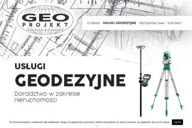 Geo-Projekt Usługi Geodezyjno-Projektowe - Geodeta Sulęczyno