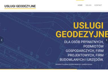 Usługi Geodezyjne - Geodeta Pruszków