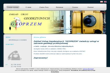 Geoprzem Zakład Usług Geodezyjnych Kluba Antoni - Geodeta Rybnik