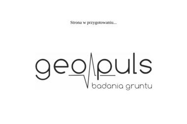 Geopuls Pracownia Geologii i Ochrony Środowiska Marta Kapusta - Architekt Wola Krzysztoporska