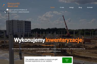 Geopunkt Anna Matczak - Usługi Geodezyjne Radzyń Podlaski