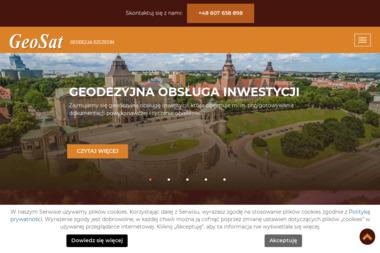 GeoSat Biuro Geodezyjno-Kartograficzne Stanisław Dwornik - Geodezja Dobra