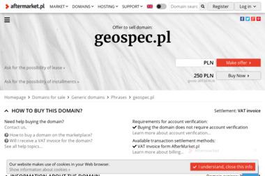 Geo-Spec. Firma geodezyjna s.c. Goncerz, Malski - Geodeta Katowice