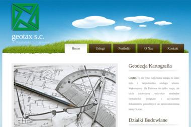 Geotax S.C. A Kapłański L Łapiedon - Geodezja Łomianki