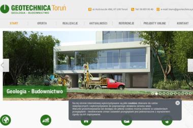 Geotechnica S.C. Paderewska Urszula Paderewski Maciej - Projekty Domów Parterowych Toruń
