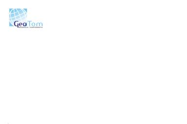 Usługi Geodezyjno Kartograficzne Geo Tom Tomasz Smyrdek - Geodeta Rybnik