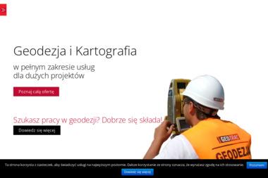 GEOTRAS K. Baczyński-T.Gajca Sp.j. - Geodezja Słupca