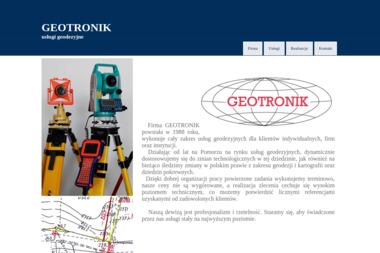 Geotronik Geodezja - Geodeta Gdańsk