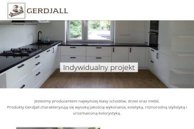 Gerdjall - Okna PCV Sadów