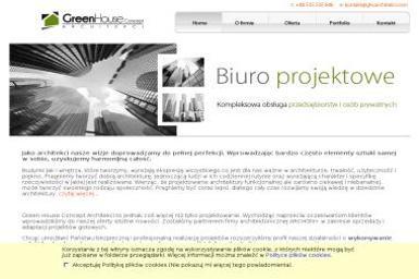 Dariusz Cetnar Green House Concept Architekci - Projektowanie Wnętrz Pleśna
