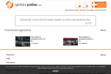 Gielda-paliw.com - Dostawca Pelletu Kąty Wrocławskie