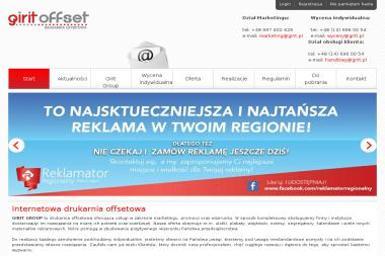 Girit Group - Usługi Poligraficzne Dębica
