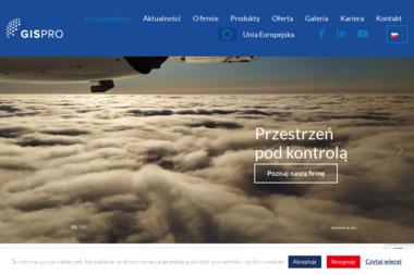 Gispro Sp. z o.o. Ortofotomapa, skaning laserowy, lidar - Firma Geodezyjna Szczecin
