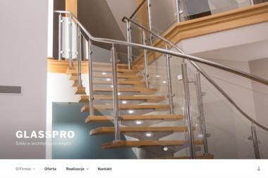 PPHU Glasspro s.c., szkło, tafle szklane - Szklarz Gulczewo