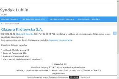 Banach Kazimierz Firma Usługowo Handlowa Banach - Hydraulik Radzyń Podlaski