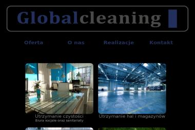 Global Cleaning Iwona Kaczocha - Pomoc domowa Kórnik